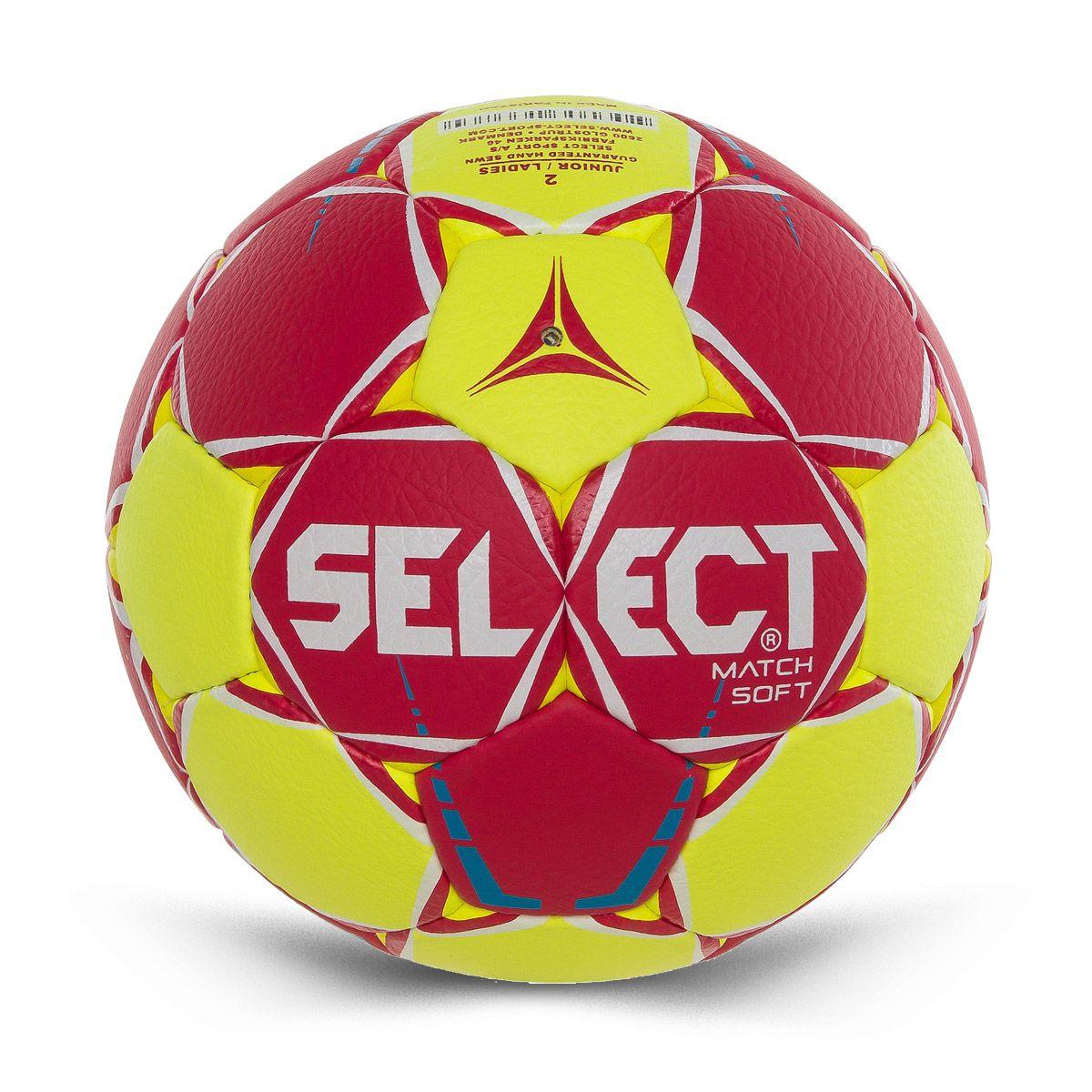 Select Match Soft Handbal