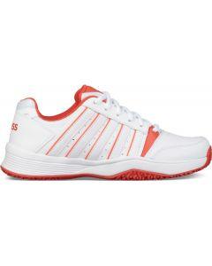 K-Swiss Court Smash Omni Jr Tennisschoenen