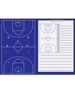 Sport Coachmap Basketbal