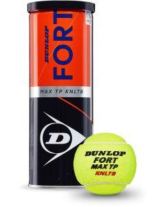 Dunlop Fort Max TP KNLTB 3 Tin Tennisballen