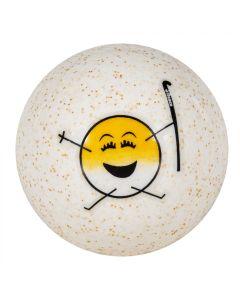Reece Emoticon Hockeyballen Geel