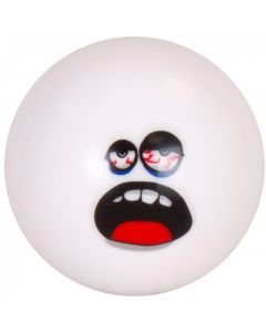 Brabo Emojies Balls White Blister