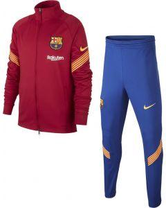Nike FC Barcelona kids trainingspak