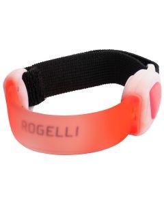 Rogelli Led Rood Armband