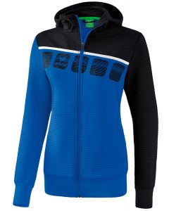 Erima 5-C Dames Trainingsjack