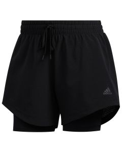 adidas 2 in 1 dames short