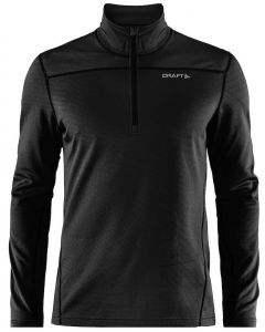 Craft Pin Half Zip Heren Thermoshirt