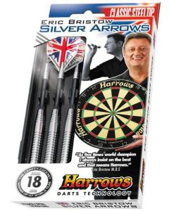 Harrows Silver Arrows Dartset