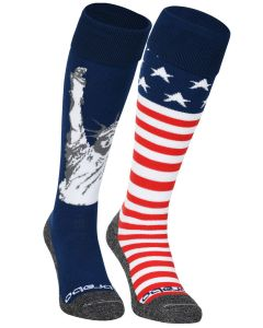 Brabo Socks 2-Pack USA (Mix&Match)